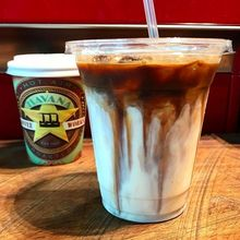 COFFEEUFEEL - {RTM Does Welly} Pre-Departure Double Caffeination bestuglybagels havanacoffeeworks ~ Iced Maple Coffee & Long Black. Worth getting to the airport early on a...