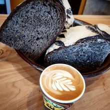 COFFEEUFEEL - 'Hour of the Flour' Today 8.30 - 9.30am With your Havana Coffee get a 1/4 loaf of our #sourdough Black Gold all up for $7 while stocks last. #tauranganz...